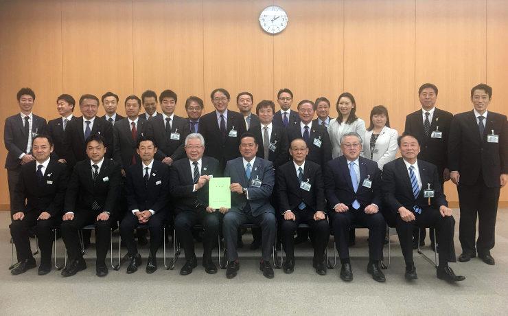 JR東日本大宮支社へ要望活動