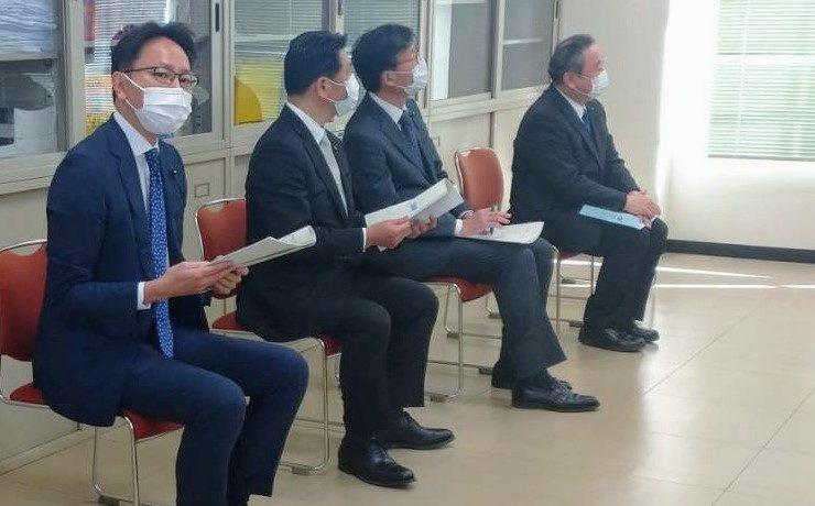 埼玉県立総合教育センターを視察